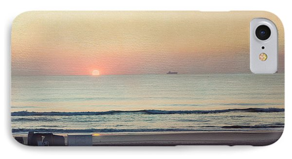 Virginia Beach Sunrise IPhone Case