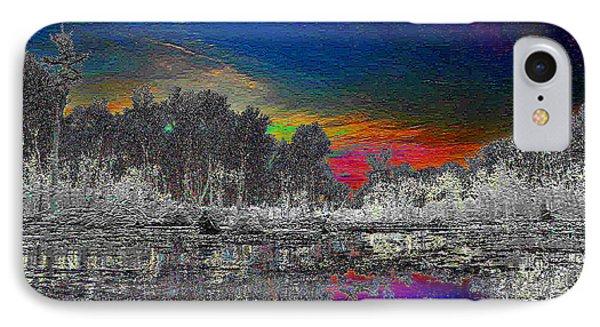Virginia Landscape Art #1  IPhone Case