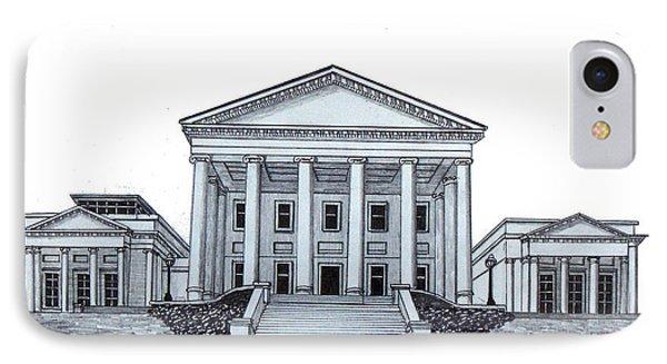Virginia State Capitol IPhone Case