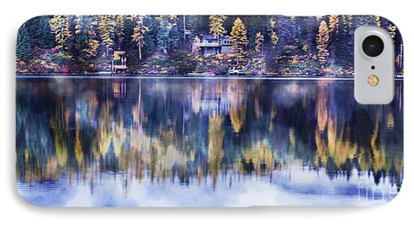Visions- Lake Inez IPhone Case