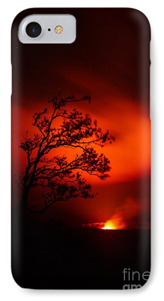 Volcano National Park Hawaii IPhone Case