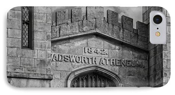Wadsworth Atheneum IPhone Case