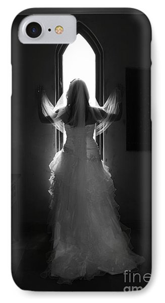 Waiting To Be Married IPhone Case