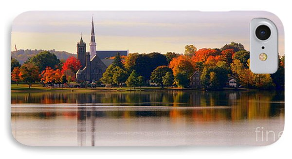Wakefield  Reflections IPhone Case