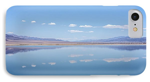 Walker Lake Mirror IPhone Case