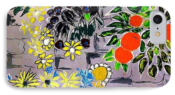 Wallflowers IPhone Case