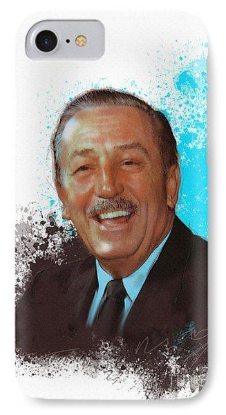 Walt Disney IPhone Case