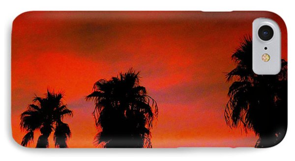 Wang's Sunsets 3 IPhone Case