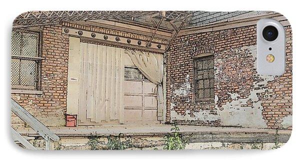 Warehouse Dock IPhone Case