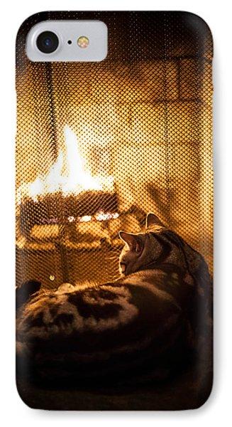 Warm Kitty IPhone Case