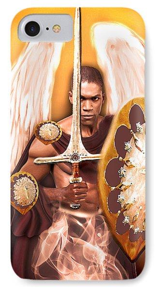 Warrior Angel IPhone Case