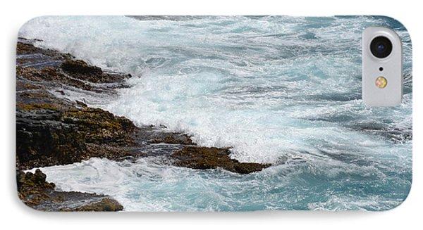 Washing Waves IPhone Case