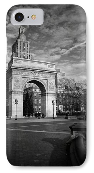 Washington Arch IPhone Case