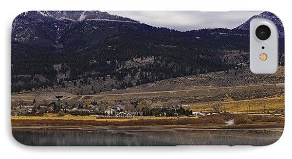 Washoe Valley IPhone Case