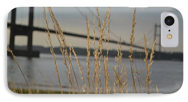 Wasting Time By The Humber IPhone Case