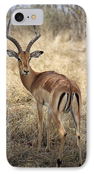 Watchful Impala IPhone Case
