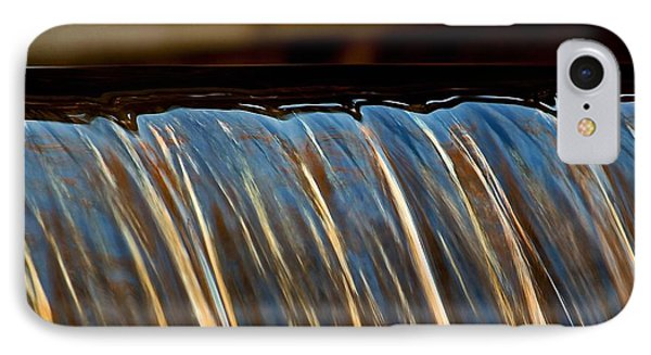 Water Falls Edge 3 IPhone Case