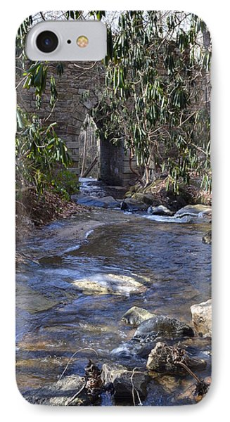 Water Flow To Poinsett IPhone Case