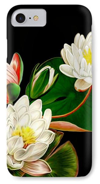 Water Lilies IPhone Case