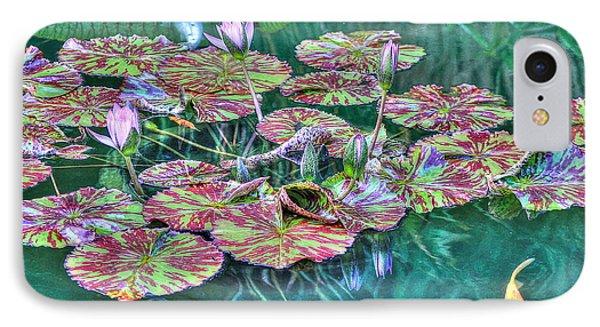 Flower 12 IPhone Case