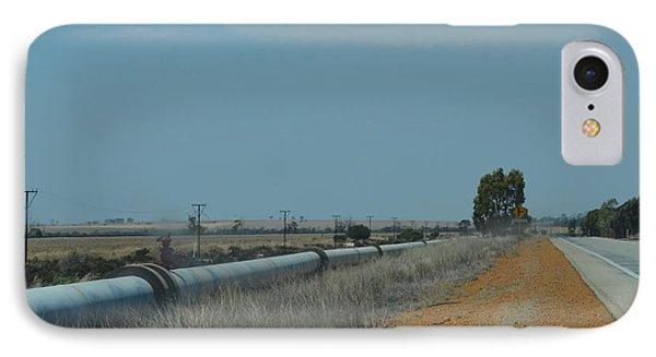 Water Pipeline IPhone Case