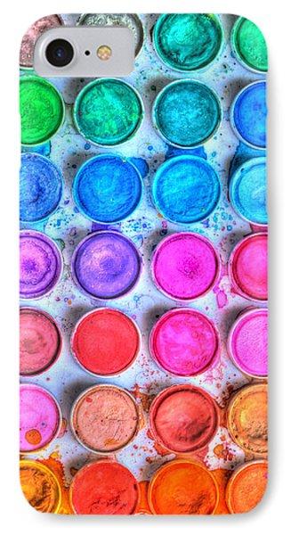 Watercolor Delight IPhone Case