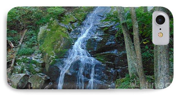 Waterfall At Crabtree Falls IPhone Case