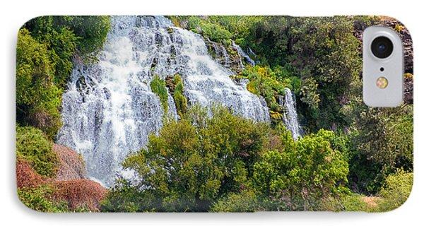 Waterfall In Idaho IPhone Case