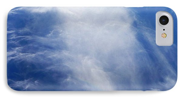 Waterfall In The Sky IPhone Case