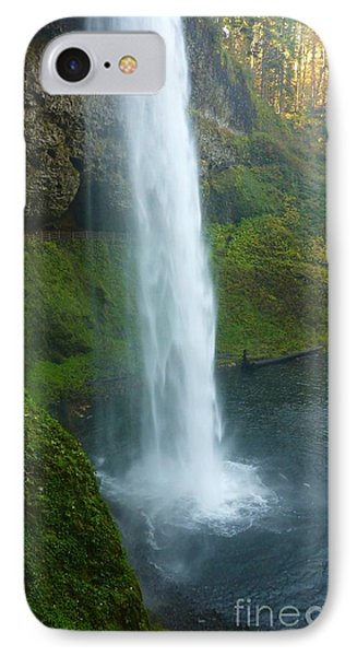 Waterfall View IPhone Case