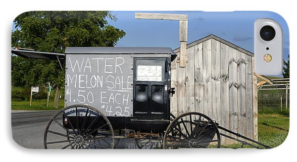 Watermelon Wagon IPhone Case