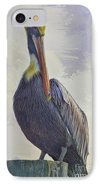 Waterway Pelican IPhone Case