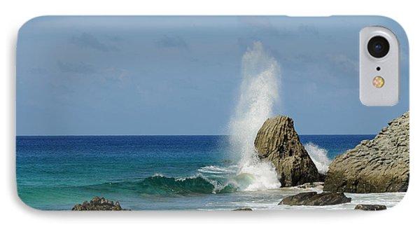 Wave At Boldro Beach IPhone Case