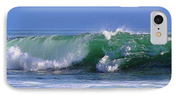 Wave Study 97 IPhone Case