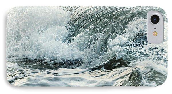 Waves In Stormy Ocean IPhone 8 Case