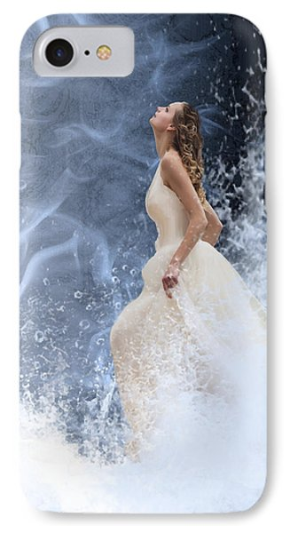 Waves Of His Glory IPhone Case