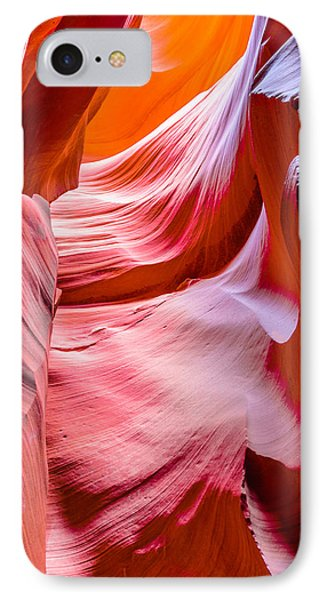 Waves Of Redrock IPhone Case