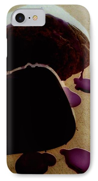 iPhone 8 Case - Waxy Stones by Orphelia Aristal