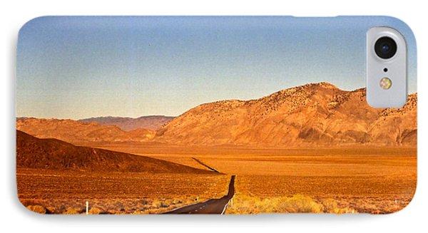 Way Open Road IPhone Case