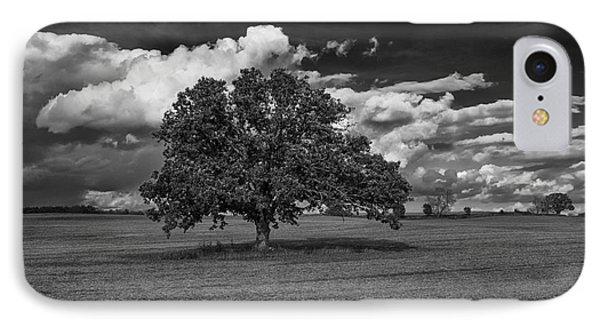 Weathered Oak IPhone Case