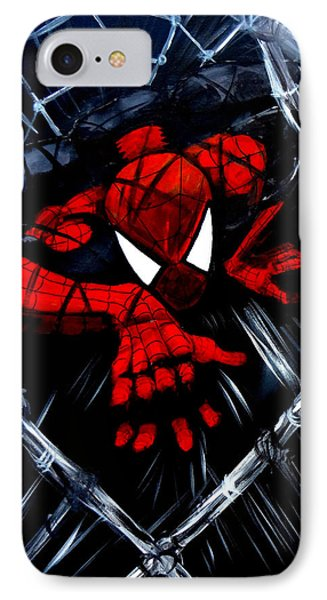 Web Crawler IPhone Case