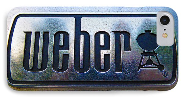 Weber IPhone Case