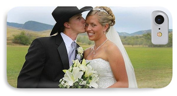 Wedding IPhone Case
