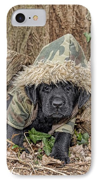 Wee Hunter IPhone Case
