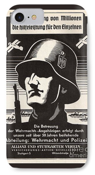Wehrmacht IPhone Case