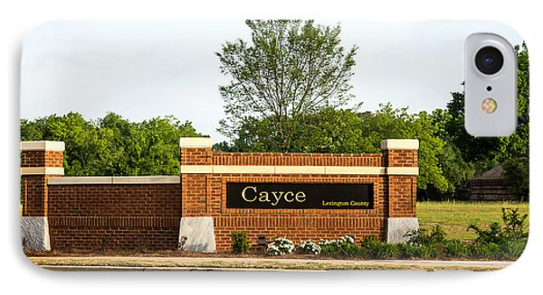 Welcome To Cayce IPhone Case