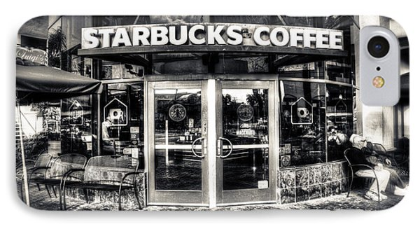 Welcome To Starbucks IPhone Case
