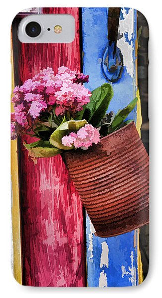 Welcoming Flowers IPhone Case
