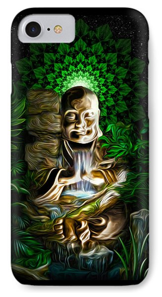 Well Of The Heart IPhone Case