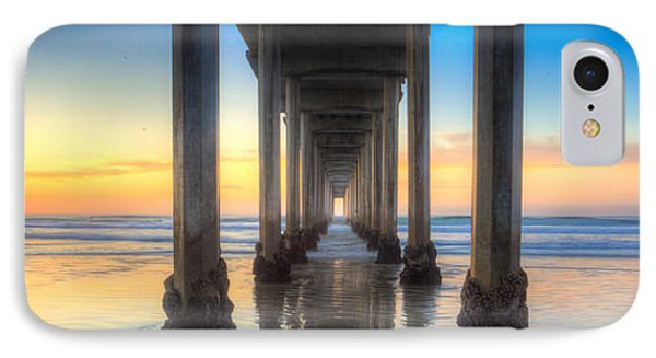West Coast Tranquillity IPhone Case